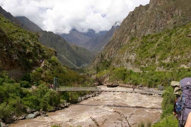 Inca Trail-head