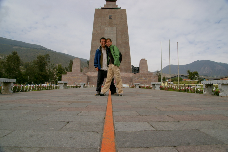 The Equator, Quito